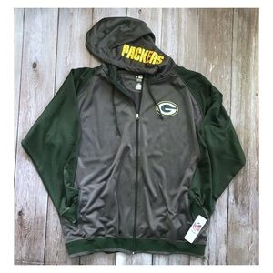NFL Green Bay Packers Hooded Jacket